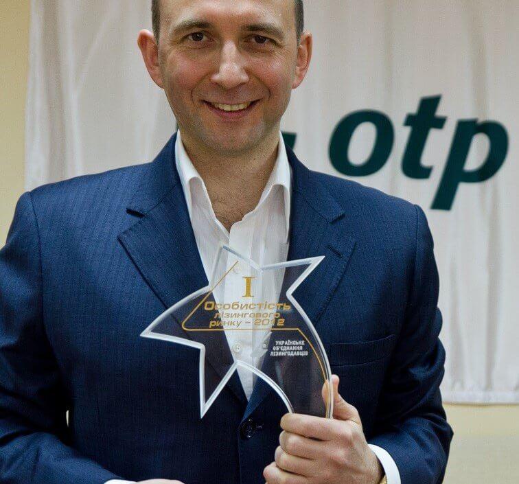 Генеральний директор ОТП Лізинг Андрій Павлушин визнаний кращим топ-менеджером лізингового ринку.